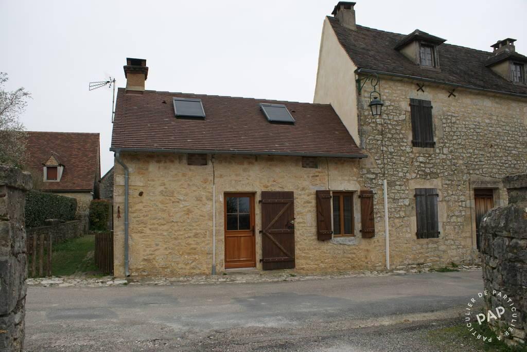Vente maison 3 pièces Reilhaguet (46350)