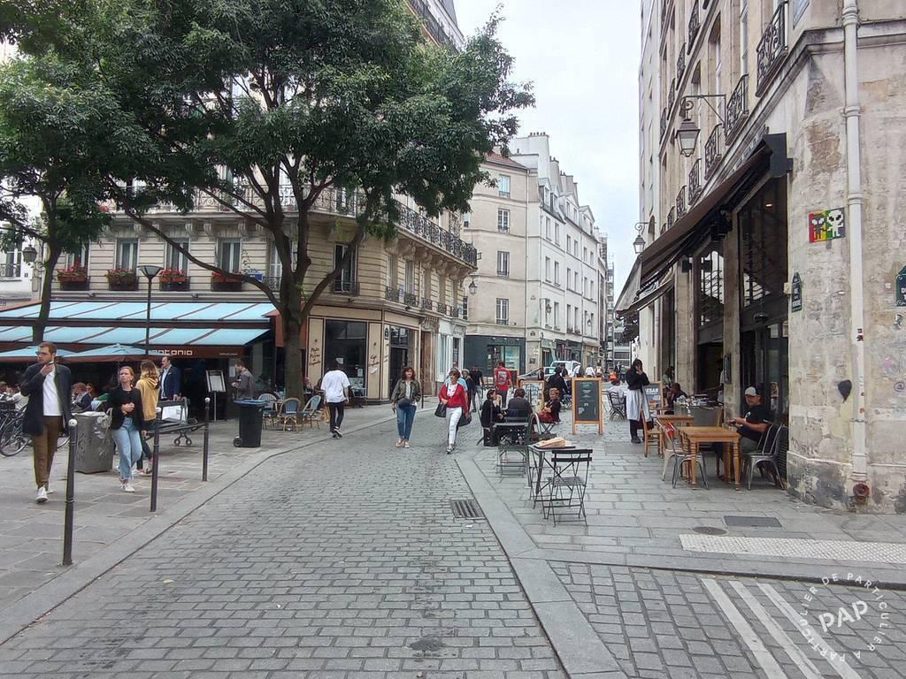 Location Appartement Paris 4E (75004) 11m² 650€