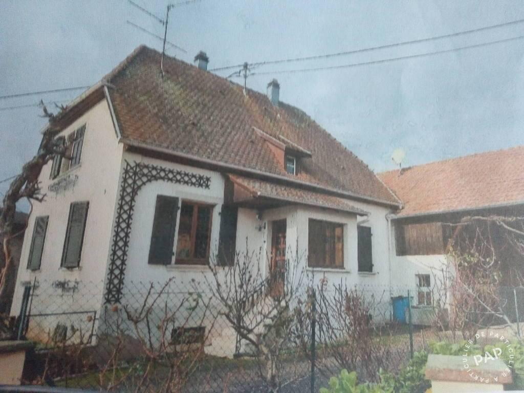 Vente maison 7 pièces Turckheim (68230)
