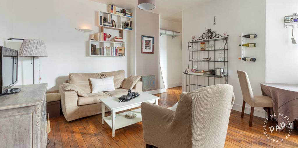 Vente Appartement Paris 13E 47 m² 525.000 €