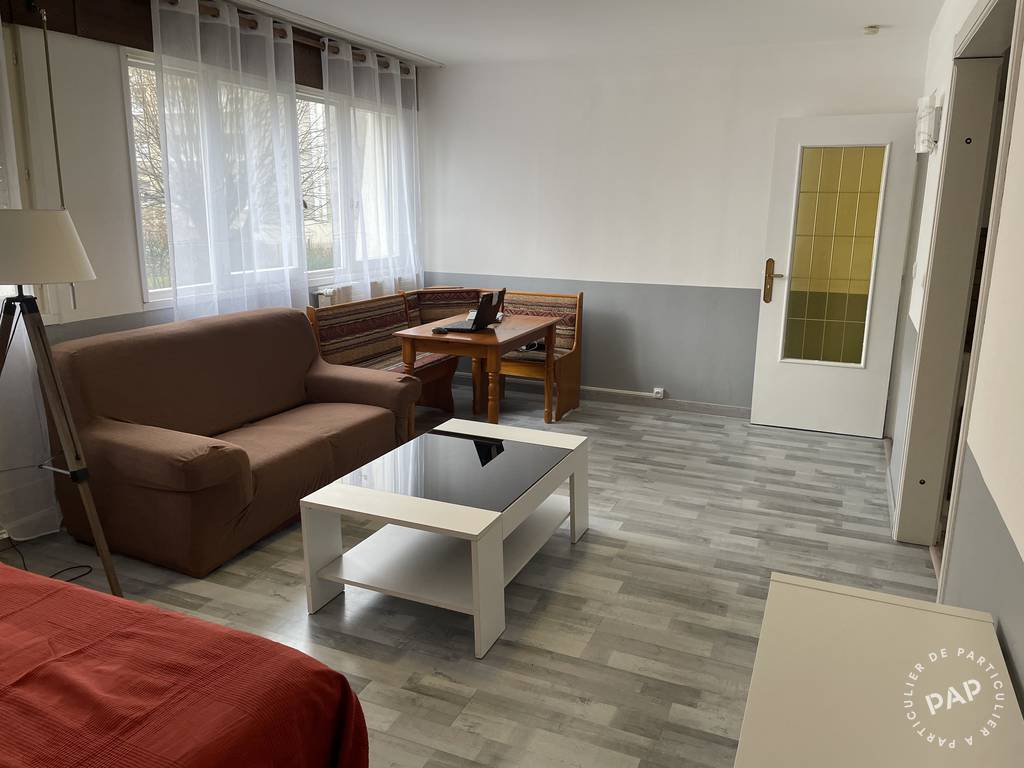 Location appartement studio Metz (57)