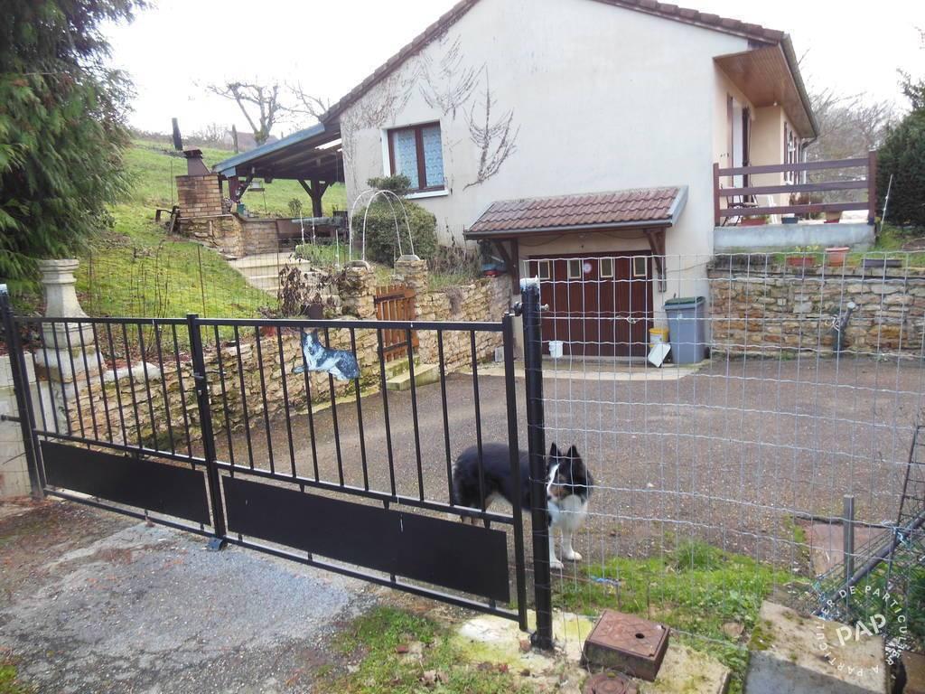 Vente maison 6 pièces Trois-Fontaines-l'Abbaye (51340)
