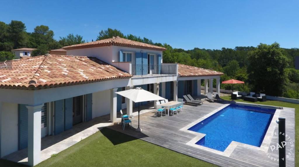 Vente Maison Lorgues (83510) 220m² 790.000€