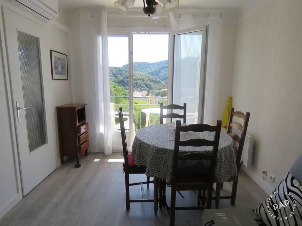 Vente appartement studio Amélie-les-Bains-Palalda (66110)