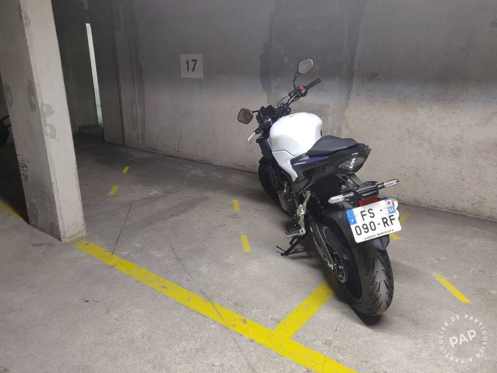 Location Garage, parking Paris 20E (75020)  45€