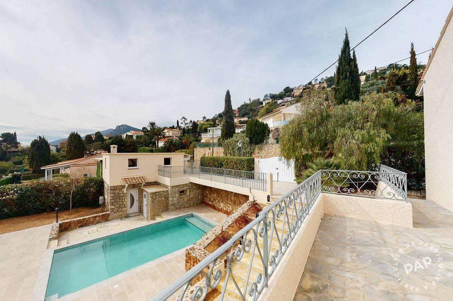 Vente Maison Théoule-Sur-Mer 140m² 1.290.000€
