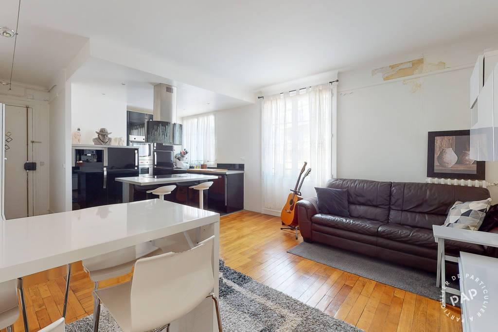 Vente Appartement Montrouge (92120) 65m² 500.000€