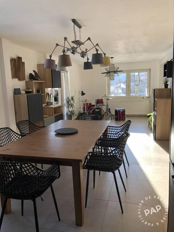 Vente maison 6 pièces Philippsbourg (57230)