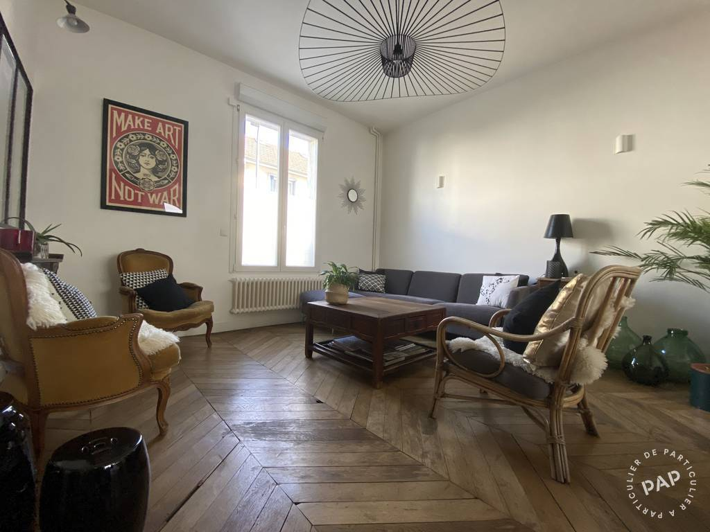 Vente maison 7 pièces Asnières-sur-Seine (92600)