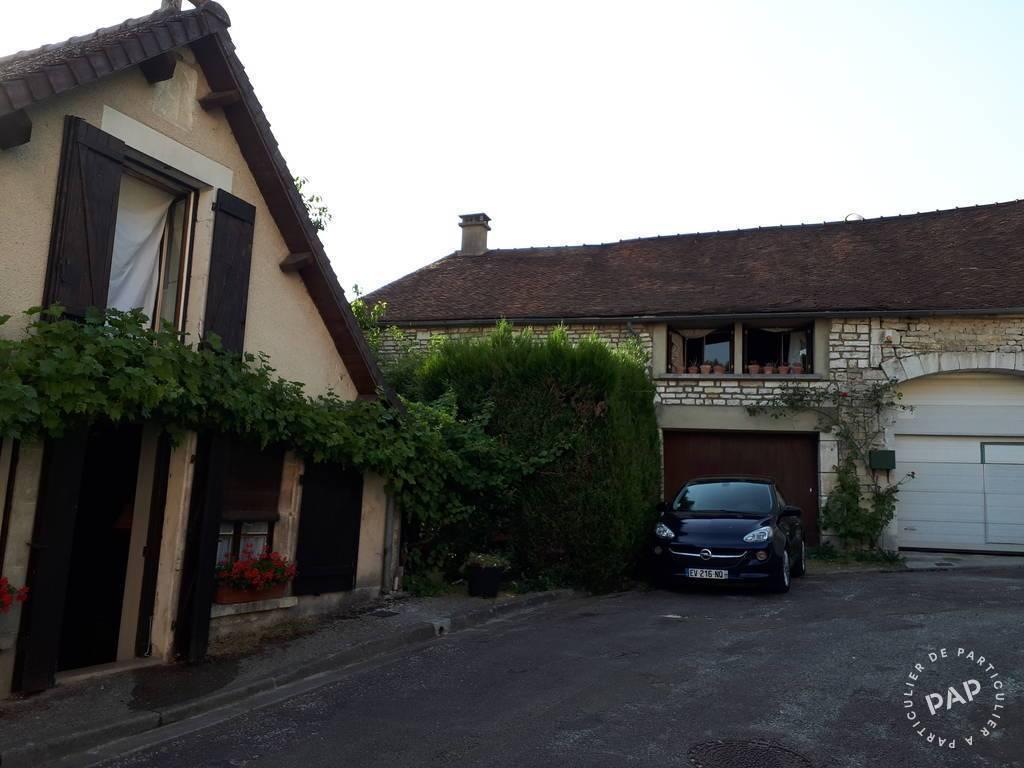 Vente maison 3 pièces Molosmes (89700)