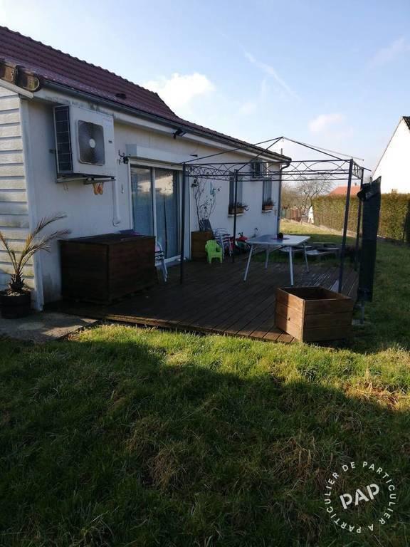 Vente maison 8 pièces Sailly-Saillisel (80360)