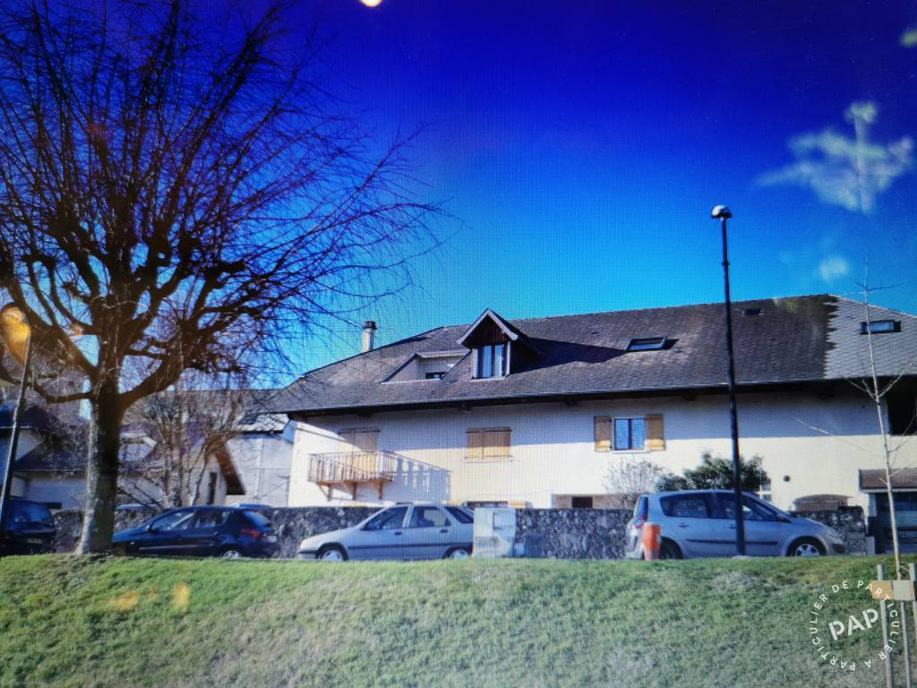 Vente appartement 3 pièces La Biolle (73410)