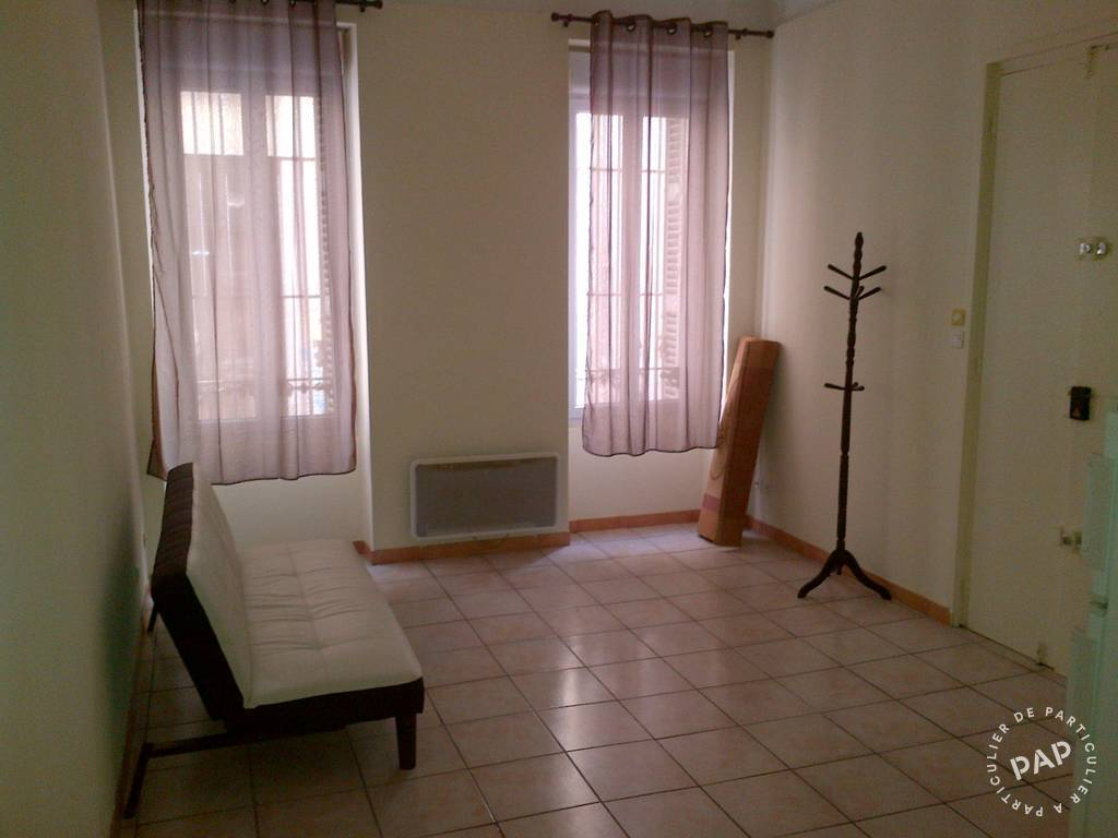 Vente appartement studio Marseille 1er