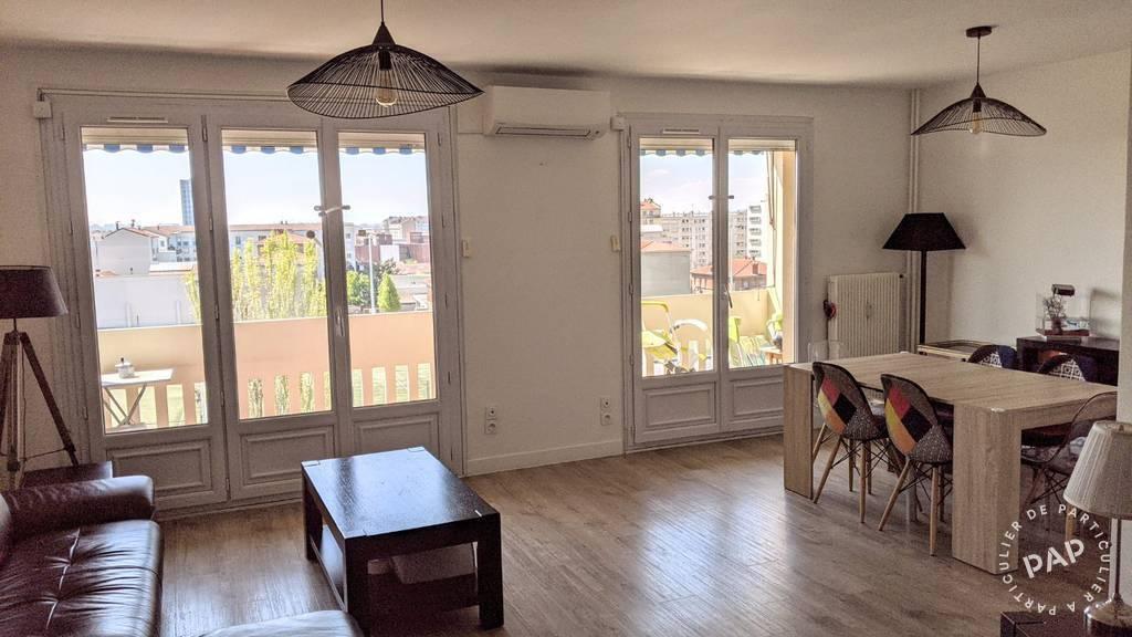 Vente appartement 4 pièces Lyon 3e