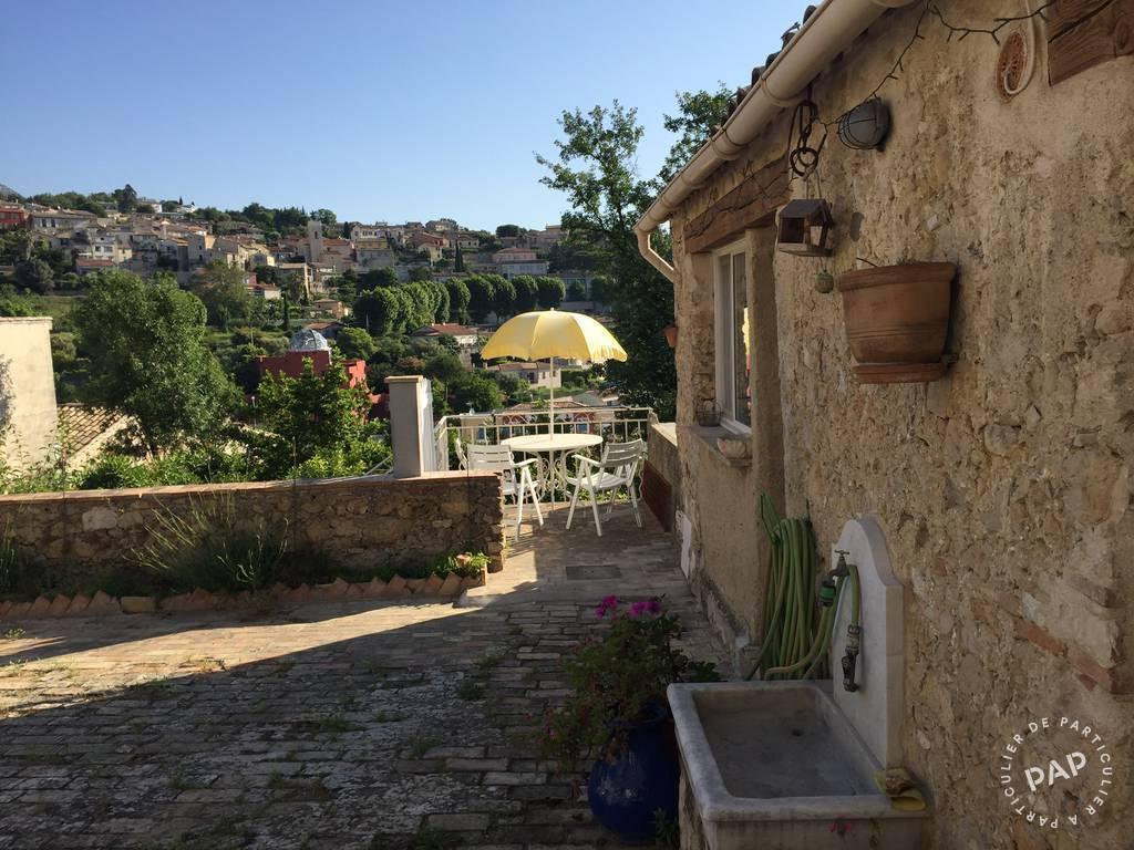 Vente maison 5 pièces La Gaude (06610)