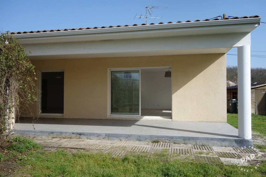 Vente maison 4 pièces Le Taillan-Médoc (33320)