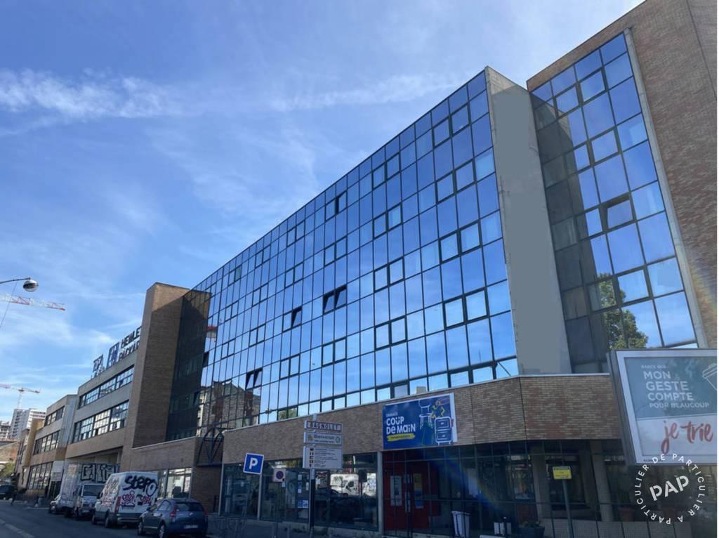 Location Bureaux et locaux professionnels Bagnolet (93170) 250m² 3.541€