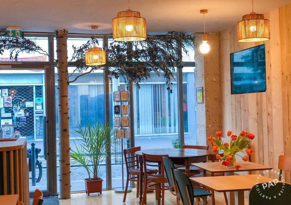 Vente et location Local commercial Paris 19E (75019) 120m² 3.768€