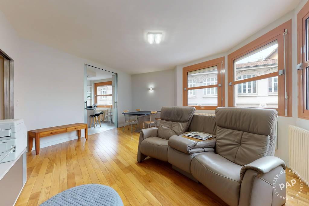 Vente Appartement Lyon 3E (69003) 89m² 470.000€