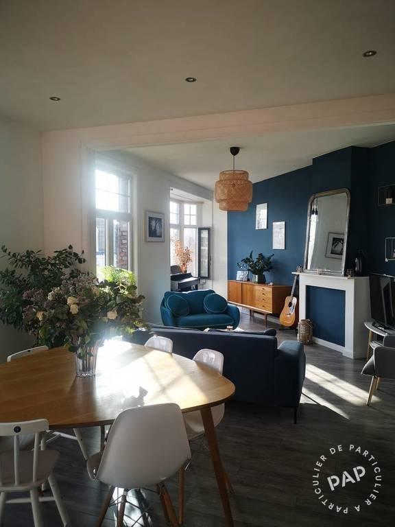 Vente appartement 5 pièces Tourcoing (59200)