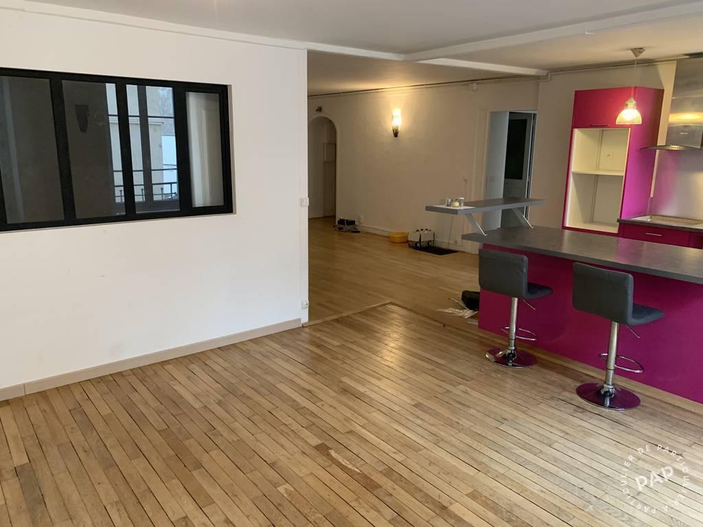 Vente appartement 5 pièces Lyon 9e
