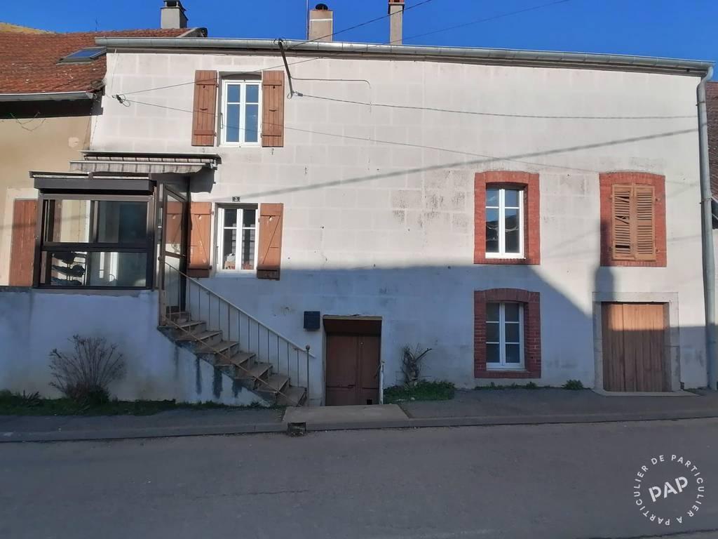 Vente maison 2 pièces Jouhe (39100)