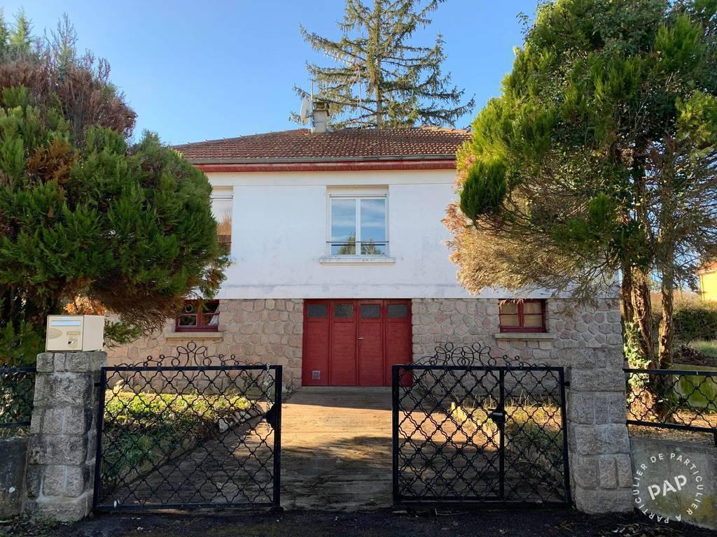 Vente maison 4 pièces Domérat (03410)