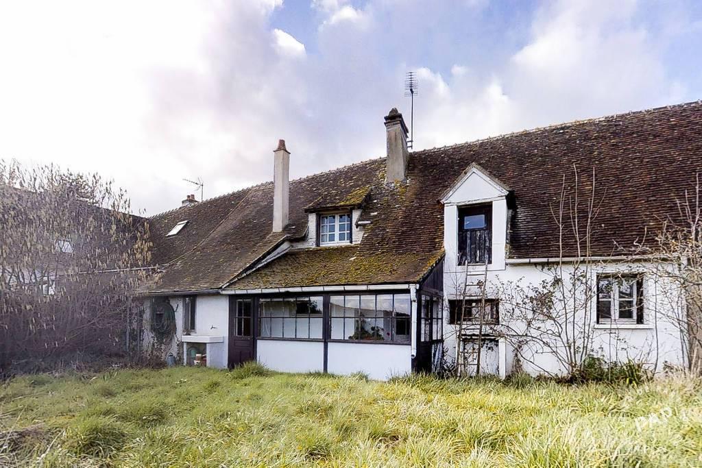Vente maison 4 pièces Moutiers-au-Perche (61110)