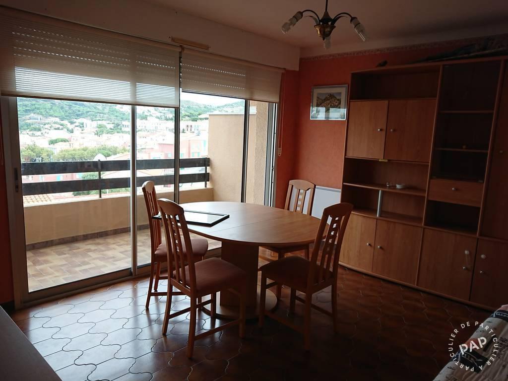 Vente Appartement Vue Port Et Mer - Port-Vendres (66660)