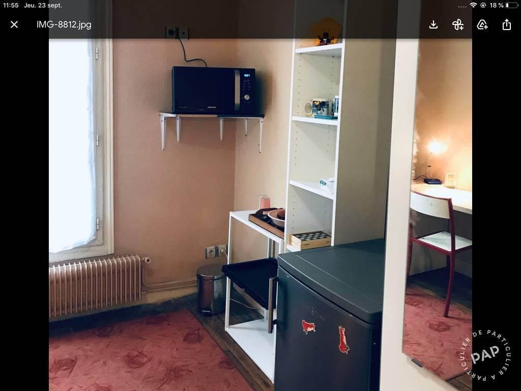 Location Appartement Studio Meublé 13M2 Ivry À 600M De La Porte De Choisy