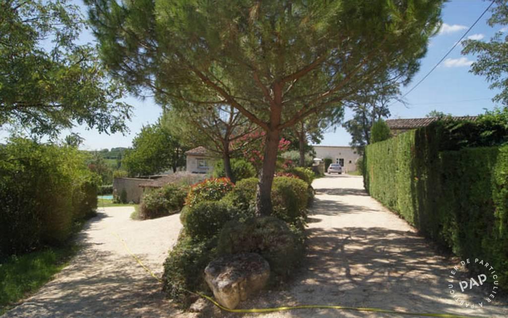 Vente Maison Les Lèves-Et-Thoumeyragues (33220)