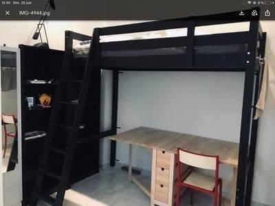 Studio Meublé 13M2 Ivry À 600M De La Porte De Choisy