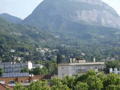 Grenoble, Quartier Île Verte