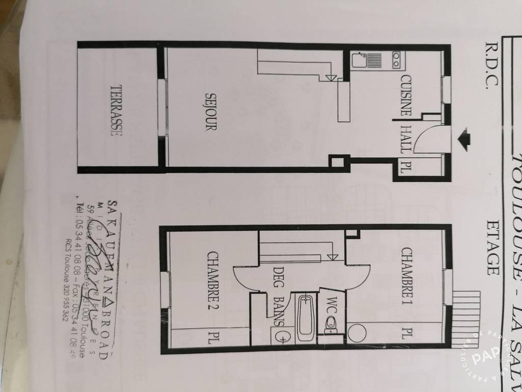 Vente immobilier 185.000€ La Salvetat-Saint-Gilles
