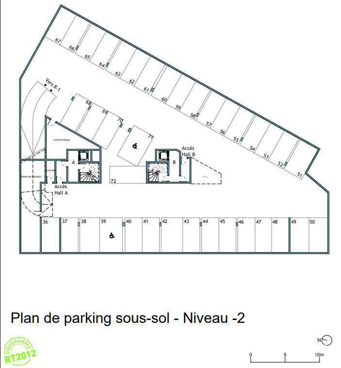 Appartement Gentilly (94250) 338.000€