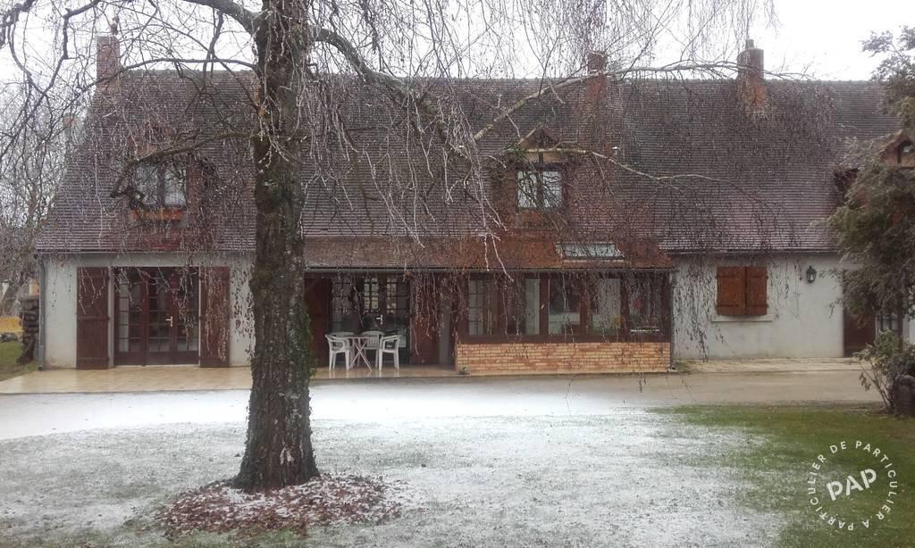 Maison 190.000€ 200m² Civray (18290)