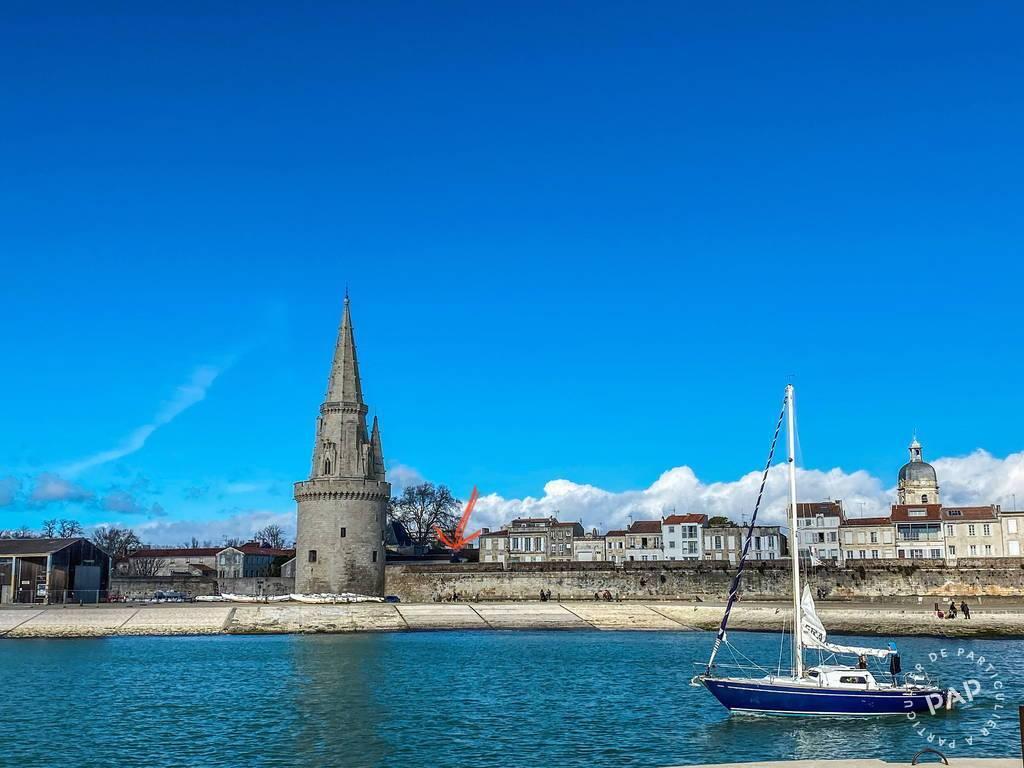 Appartement 390.000€ 55m² La Rochelle (17000)