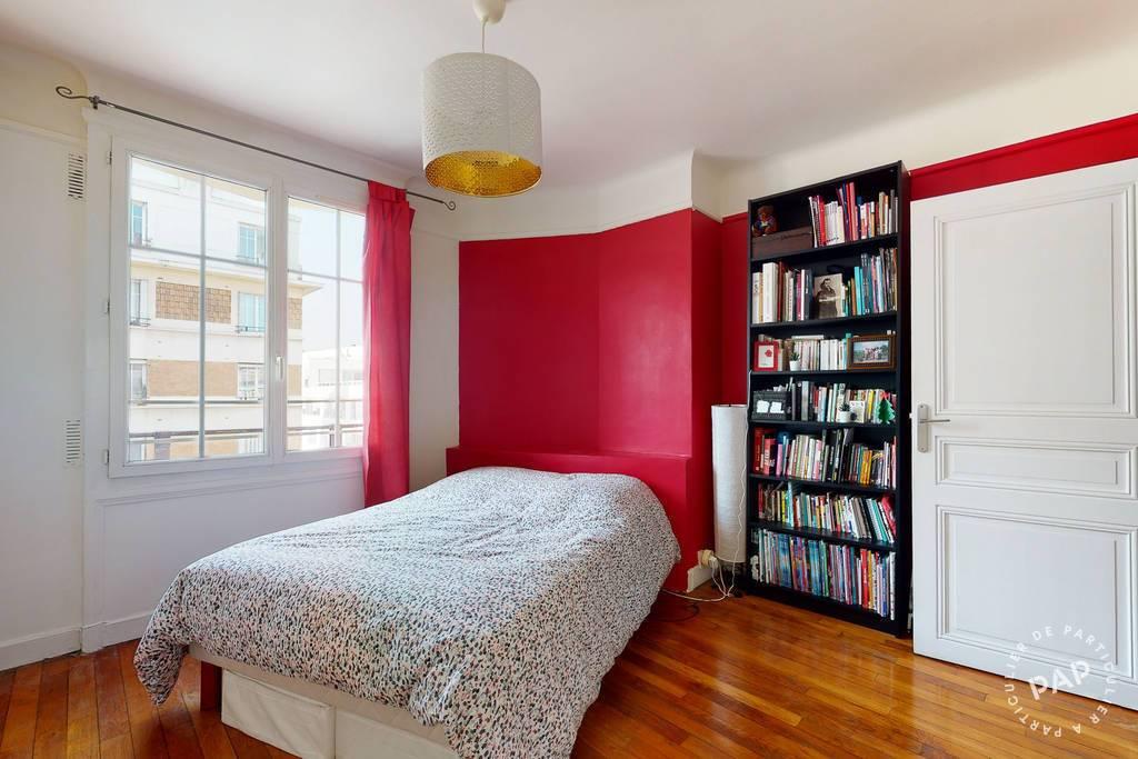 Appartement 500.000€ 65m² Montrouge (92120)