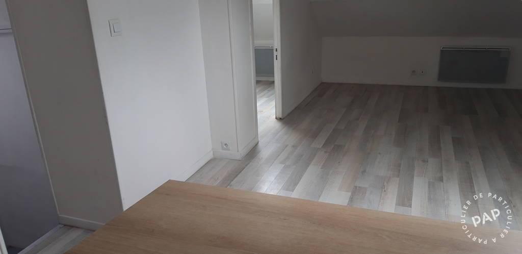Appartement 680€ 37m² Saint-Rémy-Lès-Chevreuse (78470)