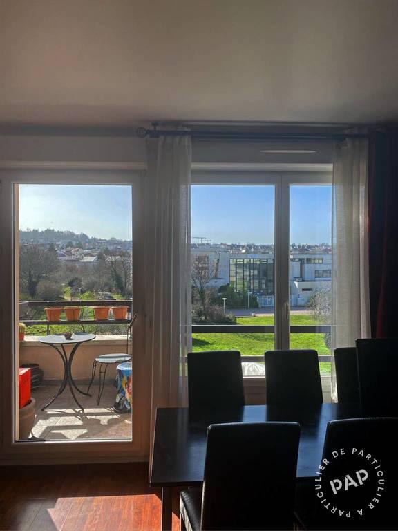 Appartement 539.000€ 88m² Nanterre (92000)