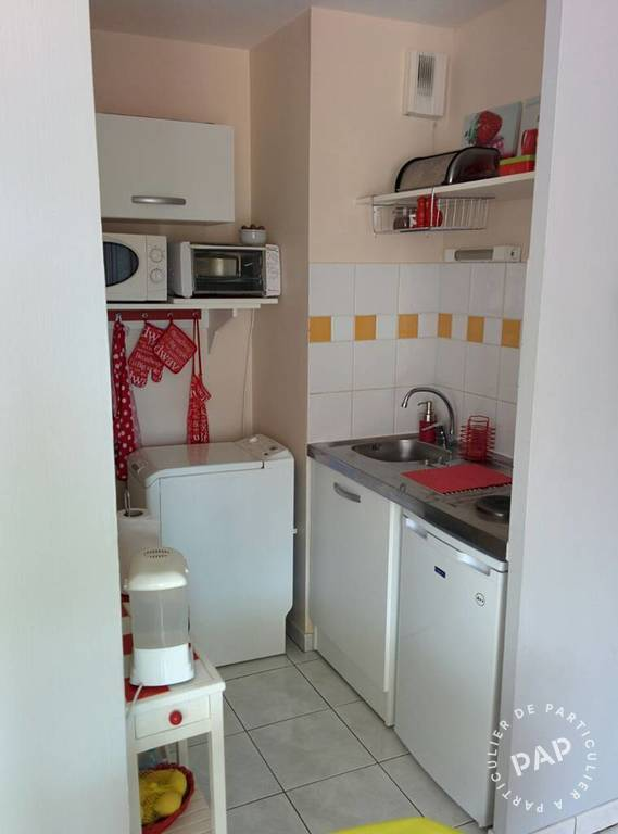 Immobilier Toulouse (31000) 590€ 30m²