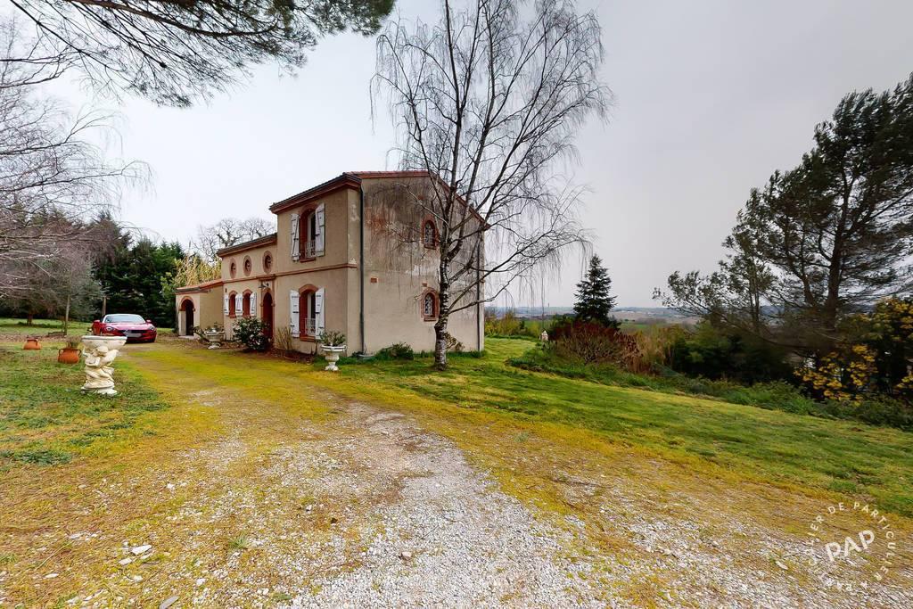 Vente Maison Aureville (31320)