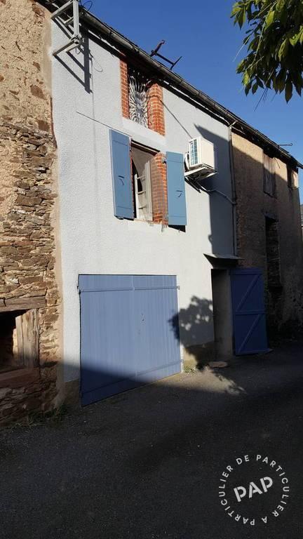 Vente maison 3 pièces Lacaune (81230)
