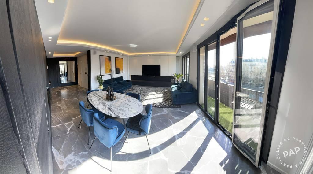Vente Appartement Paris 16E (75016) 95m² 1.185.000€