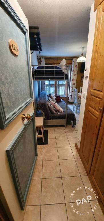 Vente appartement 2 pièces La Giettaz (73590)