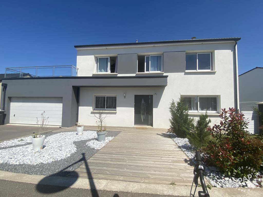 Vente Maison Marsilly (57530) 171m² 469.000€