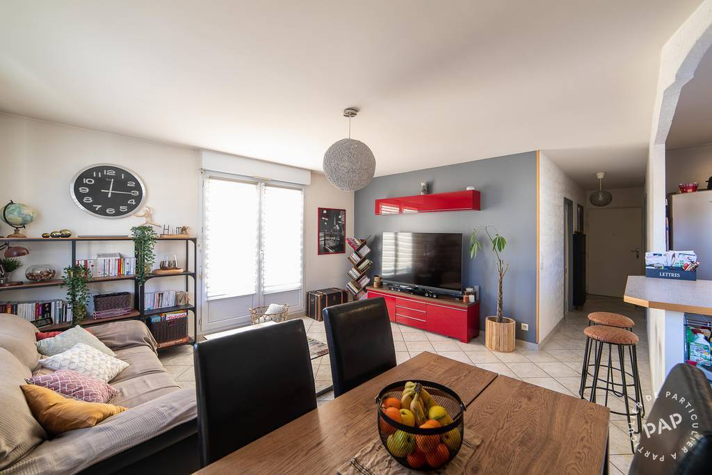 Vente appartement 3 pièces Noisy-le-Grand (93160)