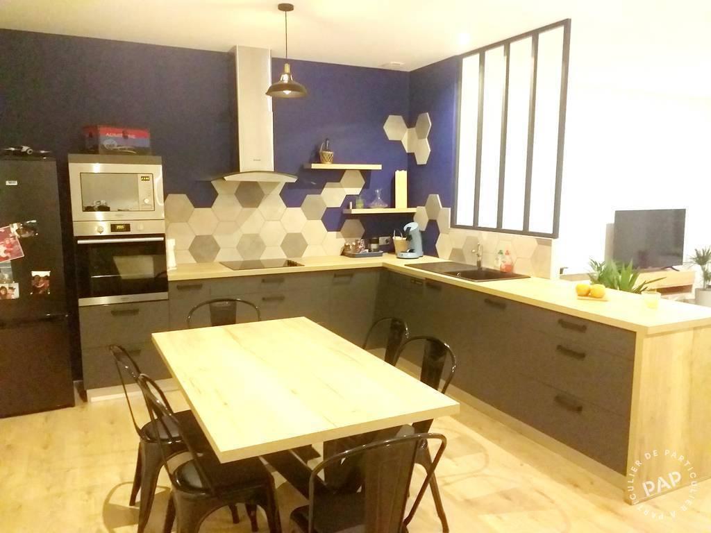 Vente maison 4 pièces Saint-Céré (46400)