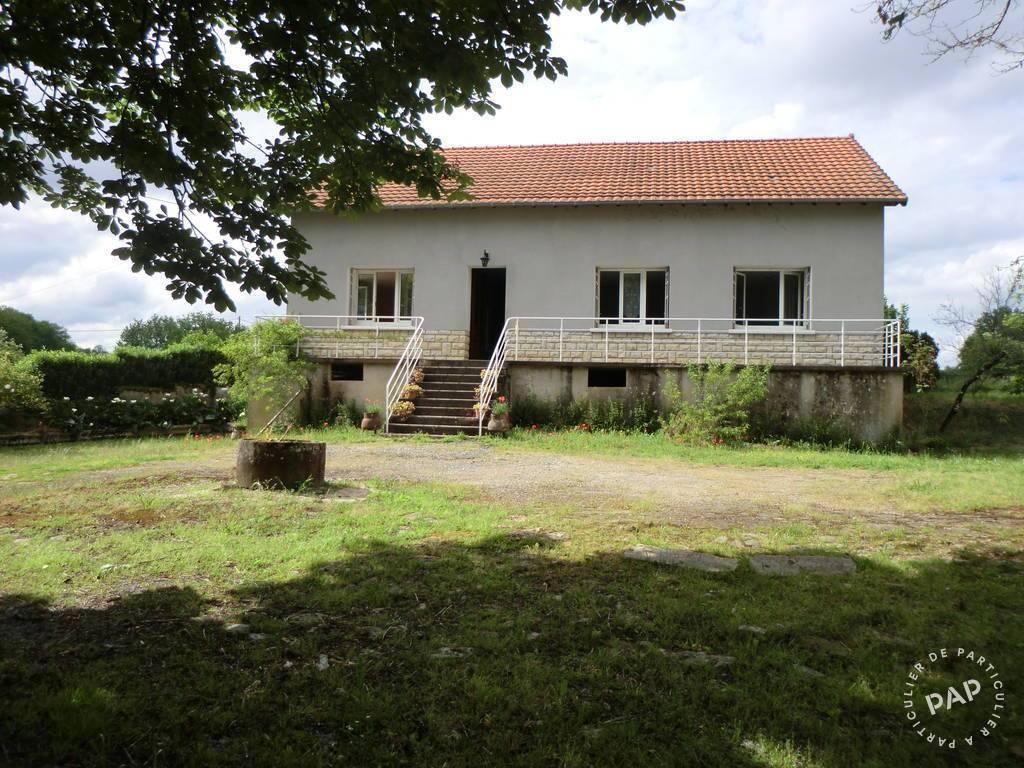 Vente Maison Anlhiac 106m² 256.000€