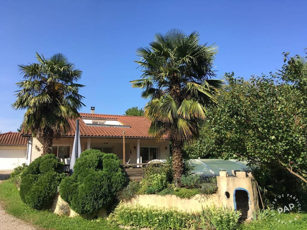 Vente maison 7 pièces Pusignan (69330)